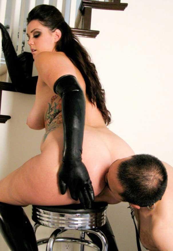 supremantie féminine avec femme dominatrice